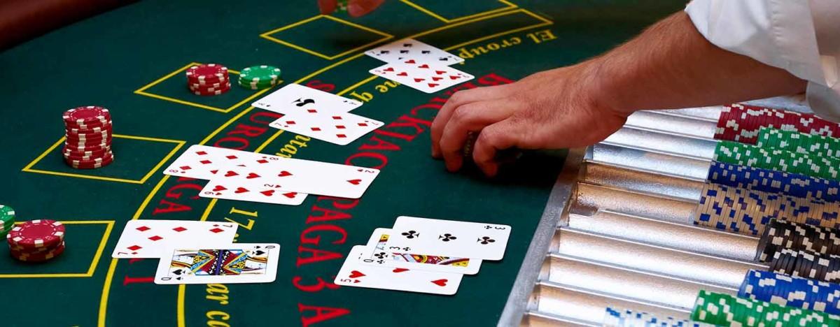 blackjack är väldigt roligt