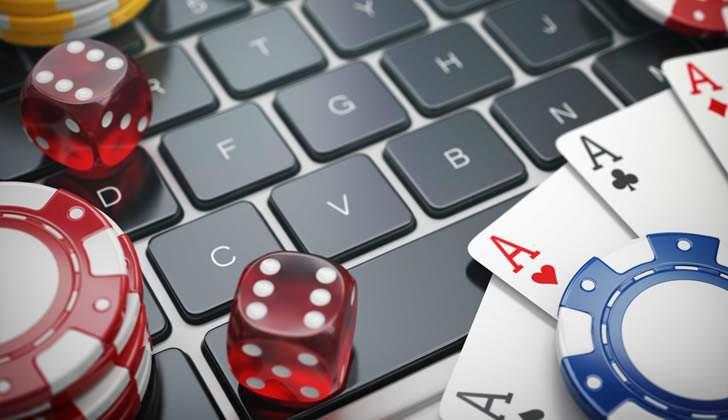 det är enkelt att spela online casino
